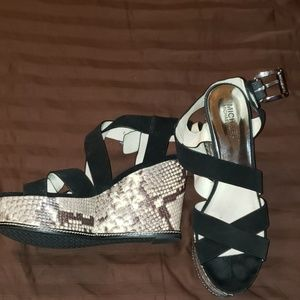 Michael  Kors wedge heels